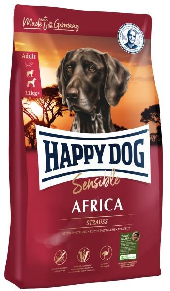 Hundefutter Strauß getreidefrei