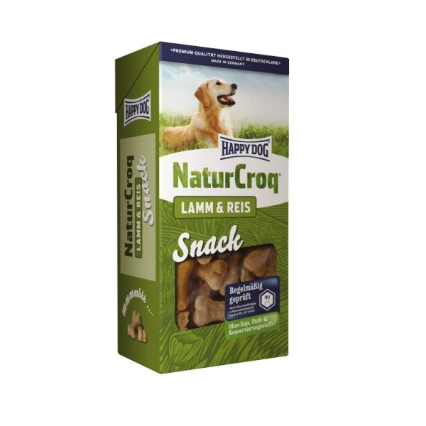 "Happy Dog Natur Snack ""Lamm & Reis"""