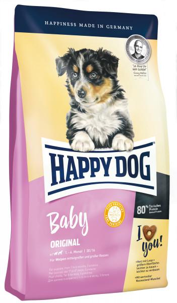 Happy Dog Baby Original Herz-Loop Kroketten, glutenfrei