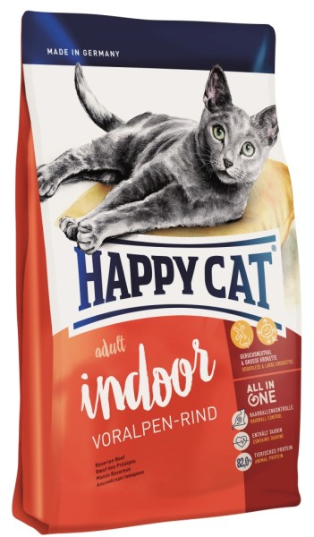 "Happy Cat ""Indoor Voralpen-Rind"""