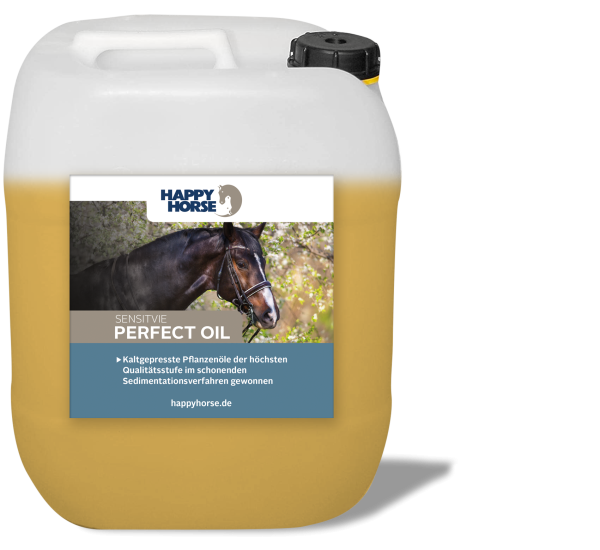"Happy Horse "" Sensitive Perfect Oil"""