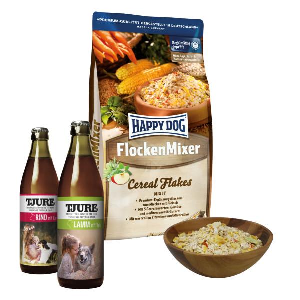 Rind & Lamm Hund + Flocken-Mixer