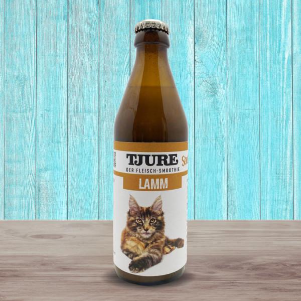 "TJURE Flüssig ""Sensitive Lamm & Reis"" - Katze"