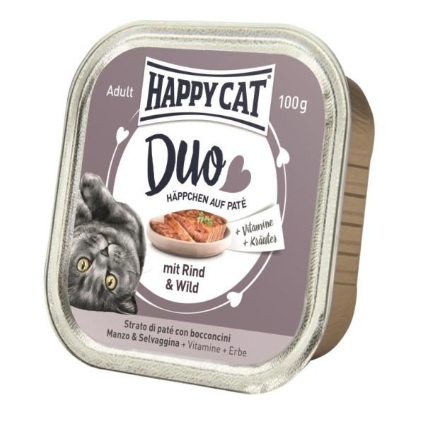 """Duo Häppchen """"Pate-Rind & Wild"""""""