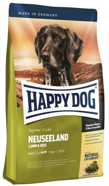 "Happy Dog Supreme ""Neuseeland"""
