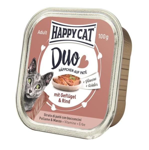 """Duo Häppchen """"Pate-Geflügel-Rind"""""""