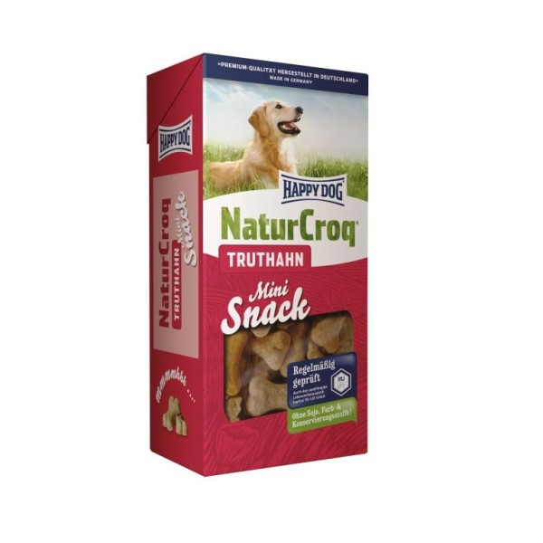 "Happy Dog Natur Snack ""Mini Truthahn"""