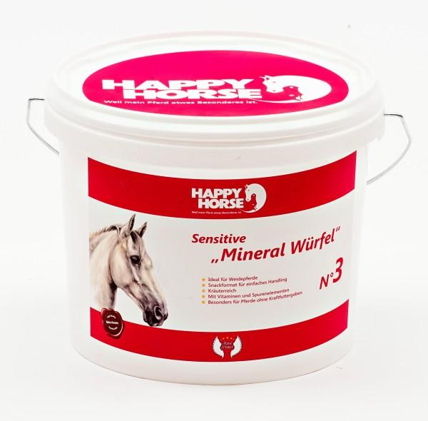 """Happy Horse """"Mineralfutter Würfel"""""""