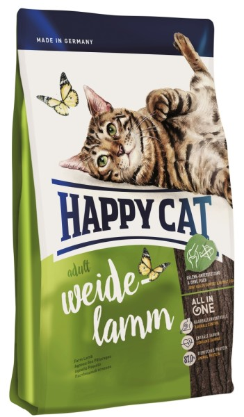 "Happy Cat ""Adult Weide-Lamm"""