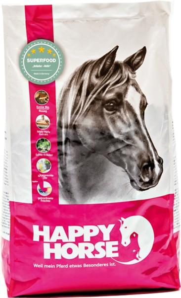 Pferdefutter für Sportpferde