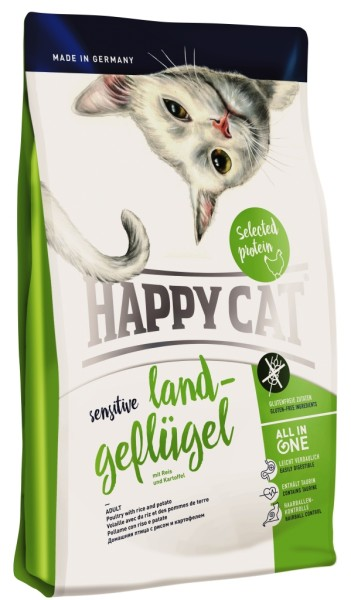"Happy Cat ""Sensitive Land-Geflügel"""