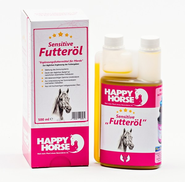 "Happy Horse ""Futteröl"""