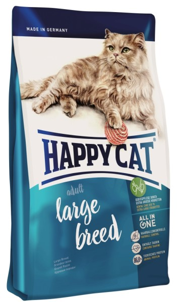 "Happy Cat ""Adult Large Breed"""