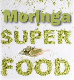 Moringa Superfood Pellets