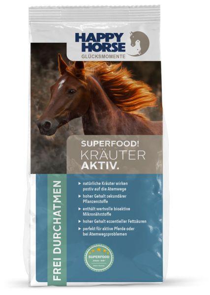 Pferdefutter für Sportpferde & Atemwege