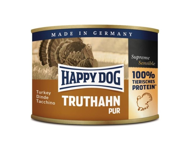 "Happy Dog ""Truthahn Pur"""