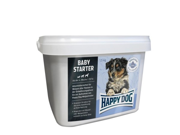 Happy Dog Supreme Young Baby Starter Original