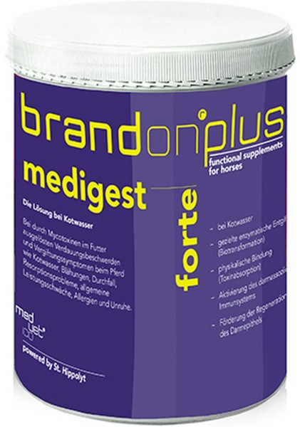 Brandon® Plus medigest forte 1 kg