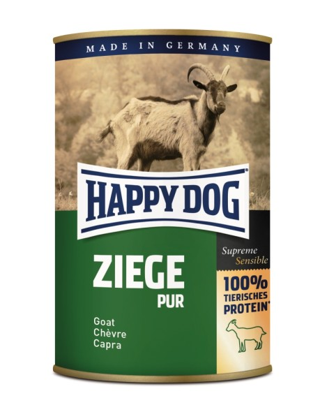 "Happy Dog ""Ziege Pur"""
