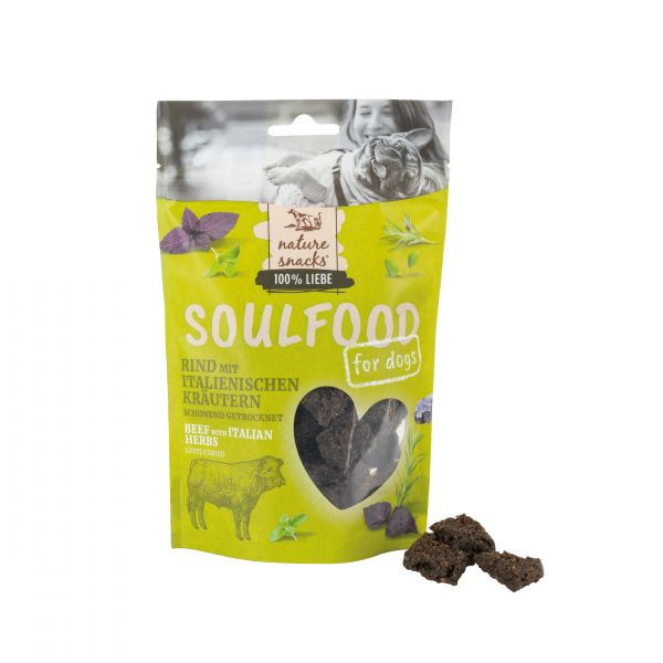 Soulfood for Dogs Huhn - Das Hundeleckerlie