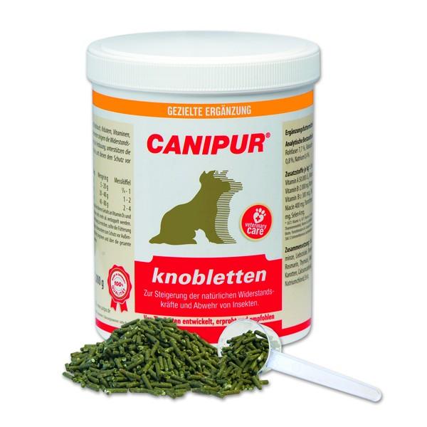 CANIPUR-knobletten