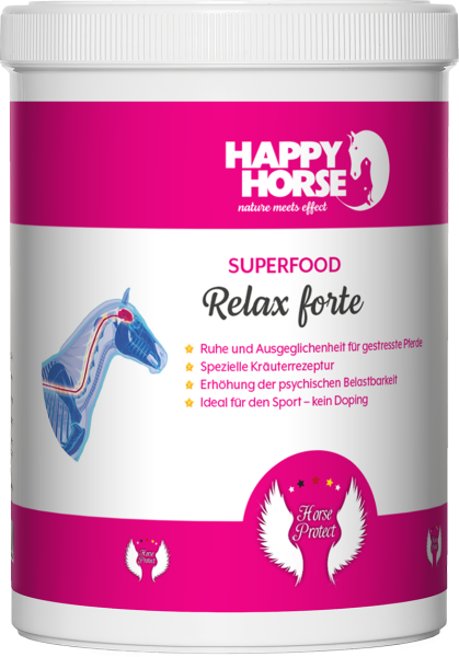 """Happy Horse """"Relax forte"""" 1000 g"""