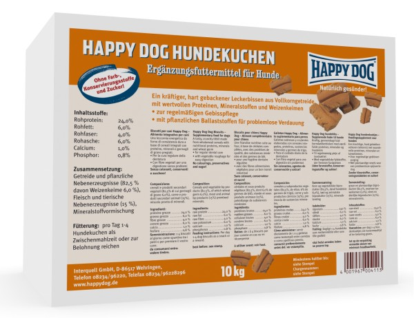 Happy Dog Hundekuchen