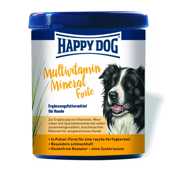 "Happy Dog ""Multivitamin Mineral Forte"""