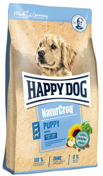 Welpenfutter Happy Dog