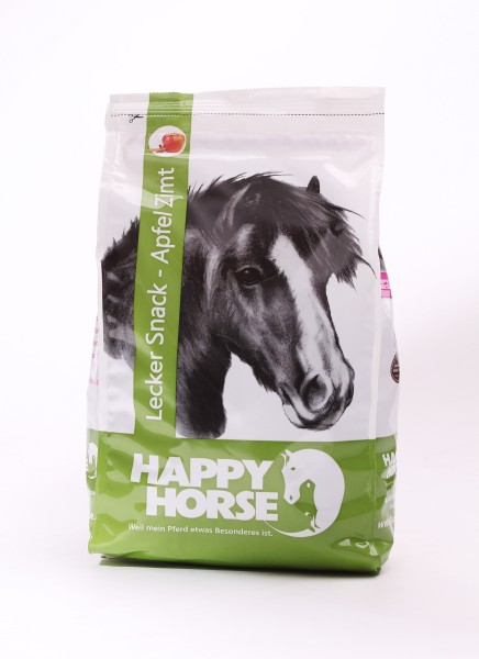 "Happy Horse ""Lecker-Snacks Apfel Zimt"""