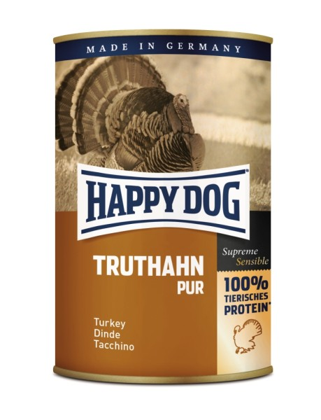 "Happy Dog ""Truthahn Pur"""