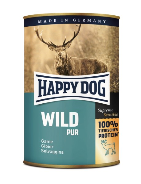"Happy Dog ""Wild Pur"""