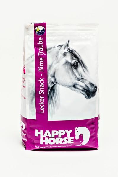 "Happy Horse ""Lecker-Snacks Birne Traube"""