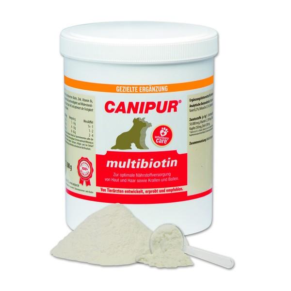 """Vetripharm """"CANIPUR-multibiotin"""""""
