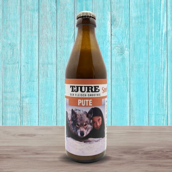 """TJURE Flüssig """"Sensitive Pute & Reis"""" - Hund"""
