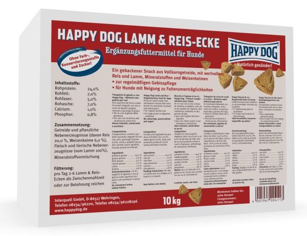 """Happy Dog """"Lamm-Reis-Ecken"""""""