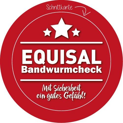 EQUISAL-Bandwurm-Check