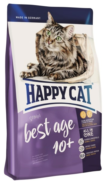 "Happy Cat ""Best Age 10+"""