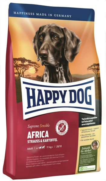 "Happy Dog Supreme ""Africa"""