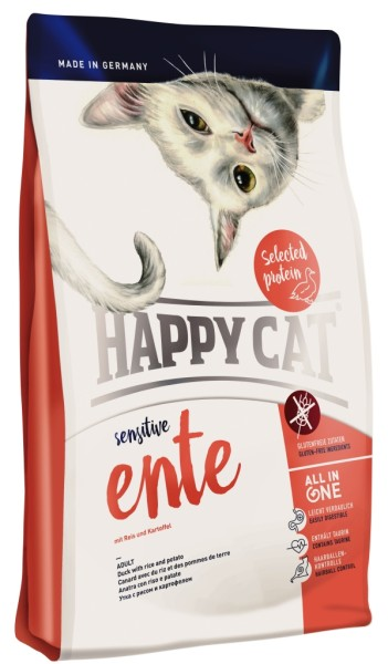 "Happy Cat ""Sentive Ente"""