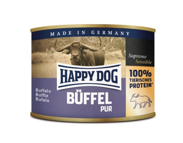 "Happy Dog ""Büffel Pur"""