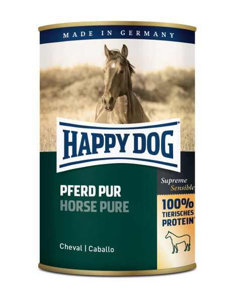 "Happy Dog ""Pferd Pur"""