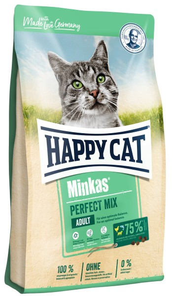 Katzenfutter Happy Cat Minkas