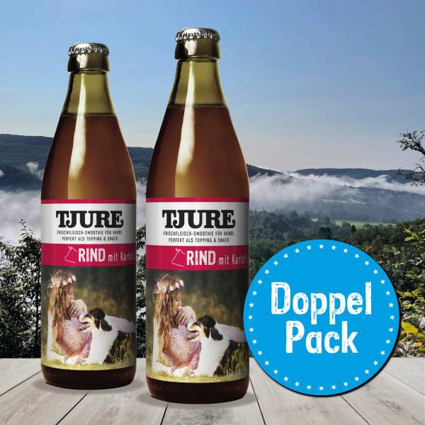 Hund - RIND & KARTOFFEL - Doppelpack 2 x 320 ml