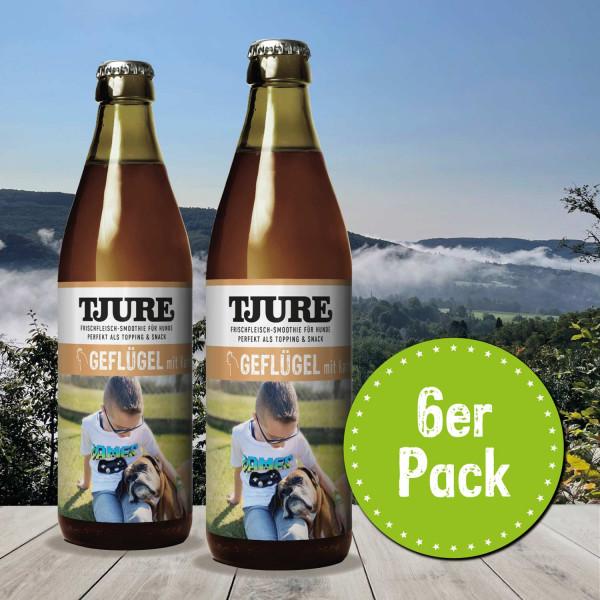 Hund - GEFLÜGEL & KARTOFFEL - Six Pack 6 x 320 ml